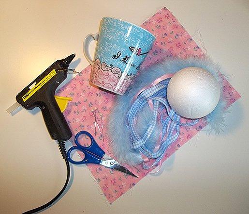 Вещи, чтобы сделать и делают - кружку легкого подушке контактный