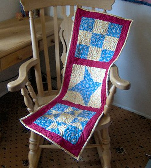 a Table  Make  to Quilting; Things Make runner and Runner  Do instructions table sewing Patchwork and
