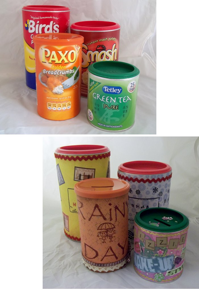 Things to make and do make a money box things to make and do make a money box sciox Images