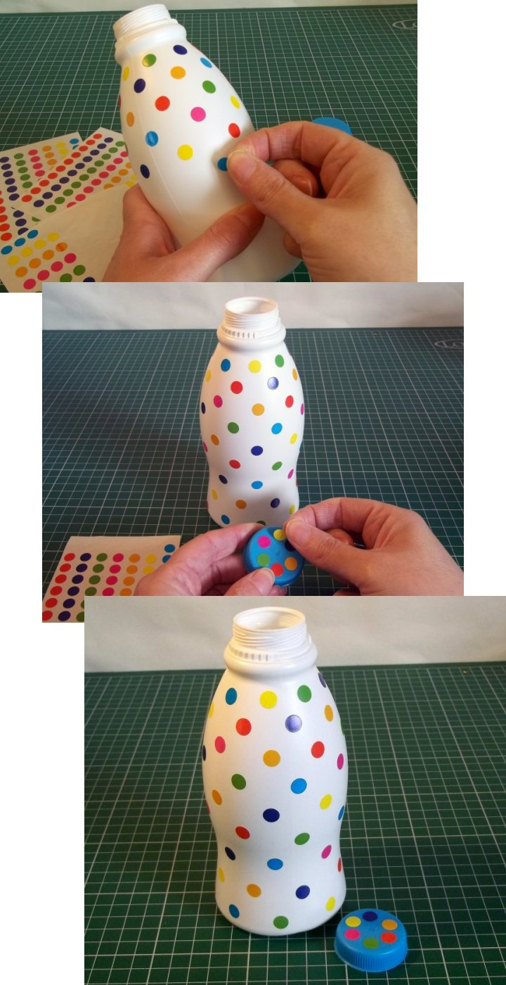 Things to make and do plastic bottle shaker for Making things to sell from home