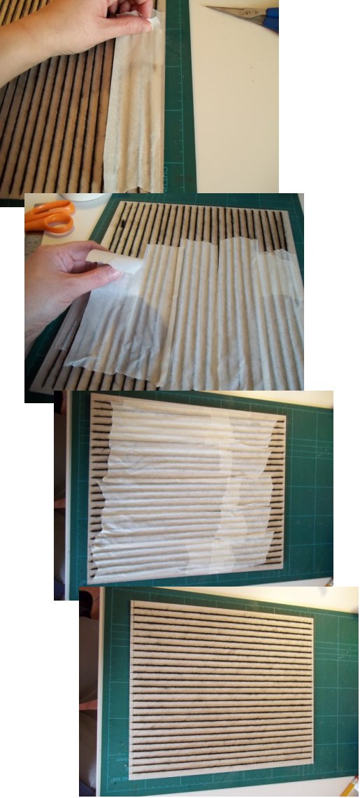 Yapmak ve Yapılacaklar - basit bir ev yapımı tezgah ile Dokuma