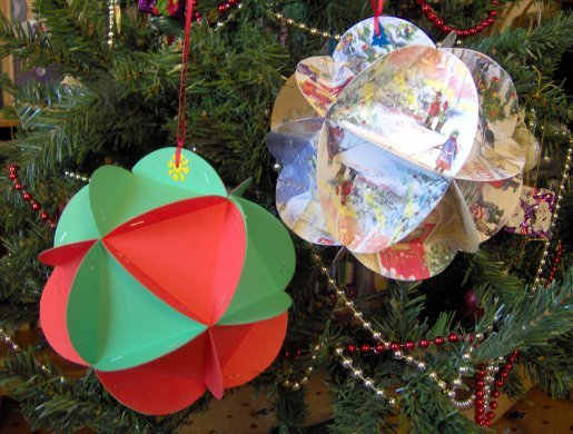 Things to make and do - Baubles