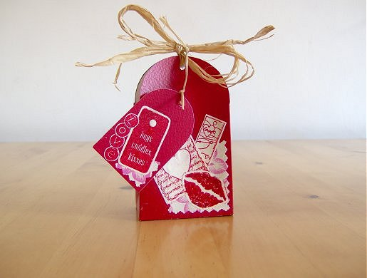 little gift bags with tag