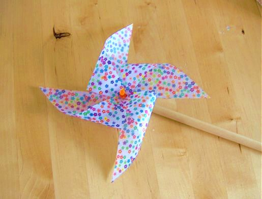 How to make a pinwheel {+ free template} | ty hafan | crafts.